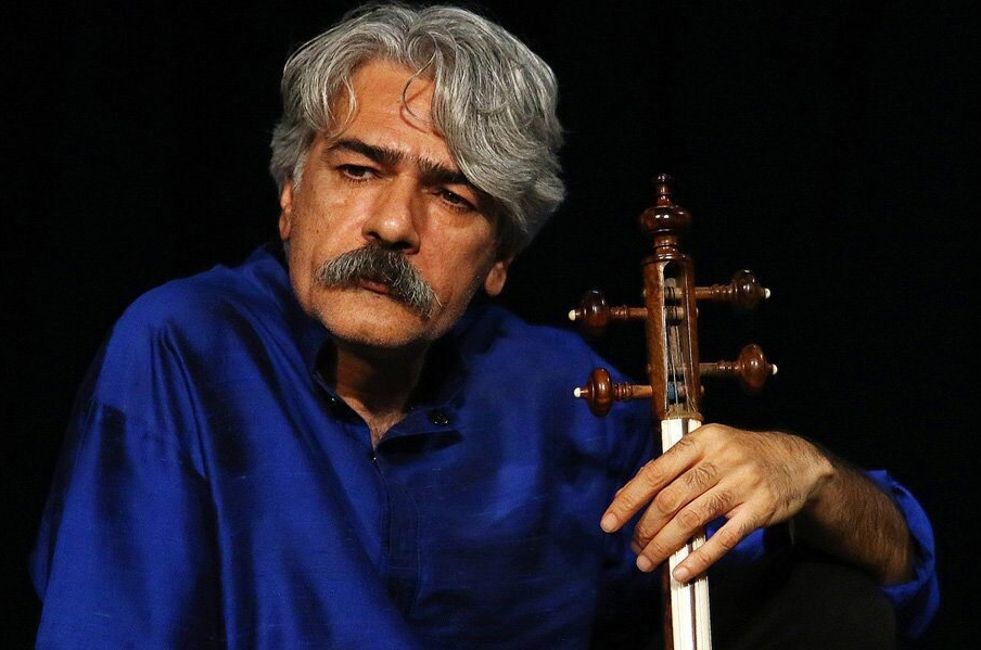 Kayhan Kalhor wins WOMEX Artist Award