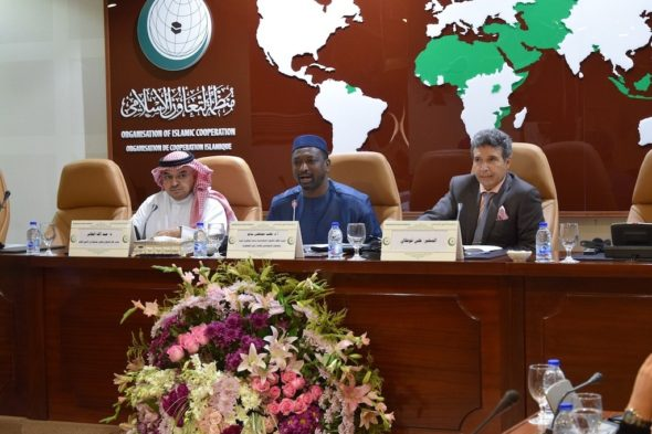 OIC Lecture: Dr Sanou Calls for Self-Criticism to Understand the Root Causes of Islamophobia