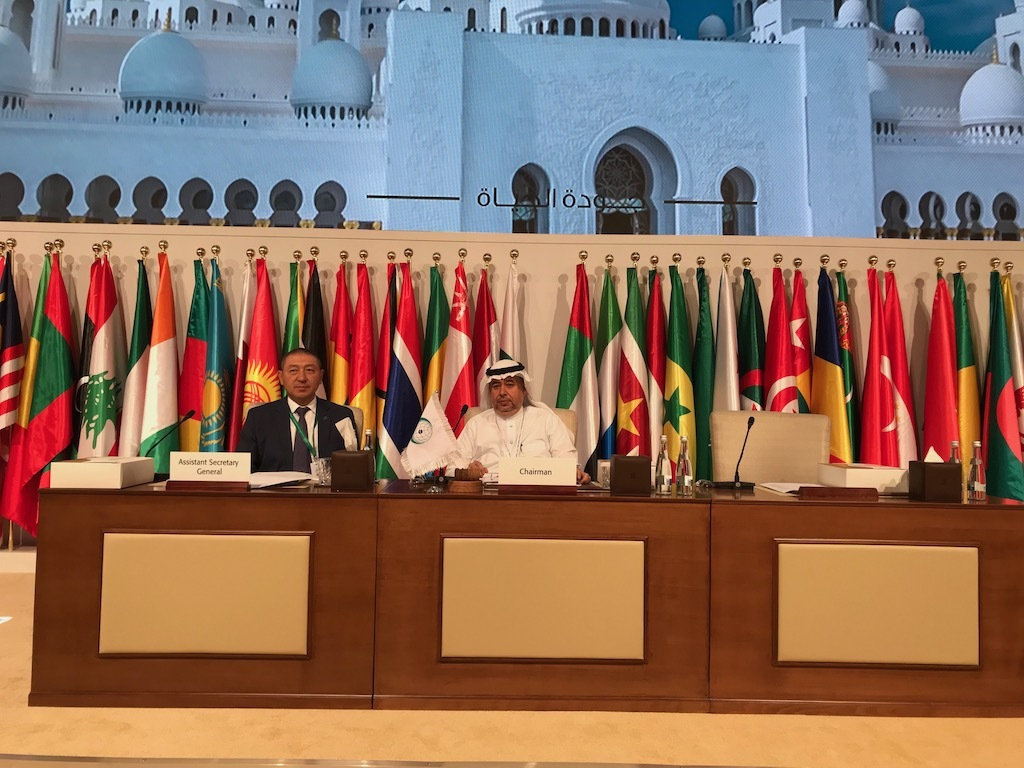 Seventh Islamic Conference of Health Ministers Kicks off in Abu Dhabi