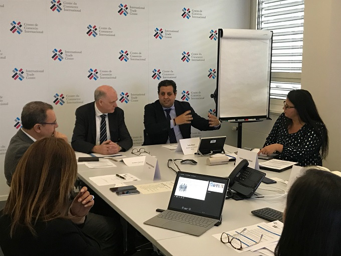 Moroccan delegation visit ITC and agreed for an ambitious plan for the acceleration phase of the GTEX MENATEX project in 2020