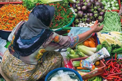 Trade wars are huge threats to food security