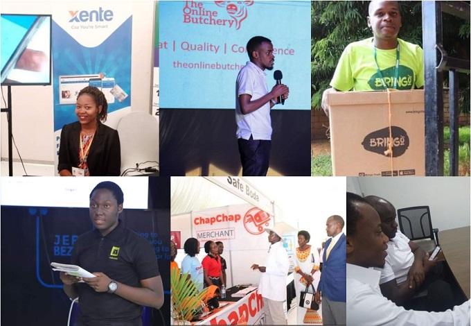 الأوغندية المبتدئة جزءا من الحل خلال COVID-19