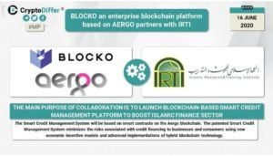IRTI Launches Blockchain-based Smart Credit Management Platform